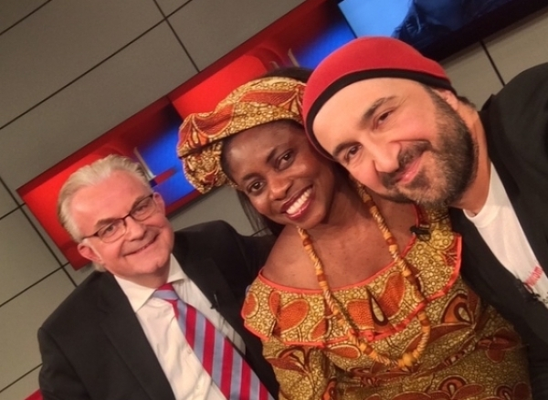 TV-Talk über den Africa Day 2015